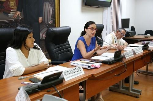 Frente amplio presenta el anteproyecto de ley para la - Gestion de espacios ...