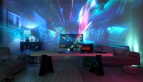 CES 2017: el proyector de realidad virtual para videojuegos encabeza los reconocimientos para Razer
