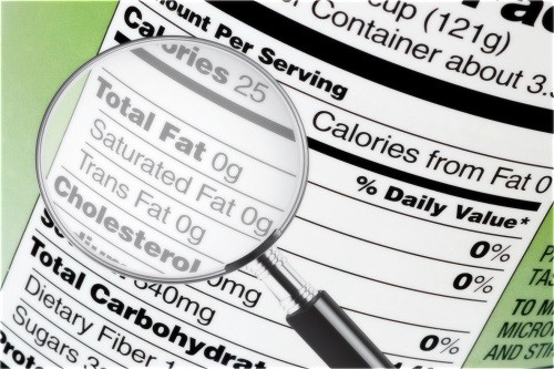 Aprende a interpretar la información nutricional de las etiquetas y evita molestias