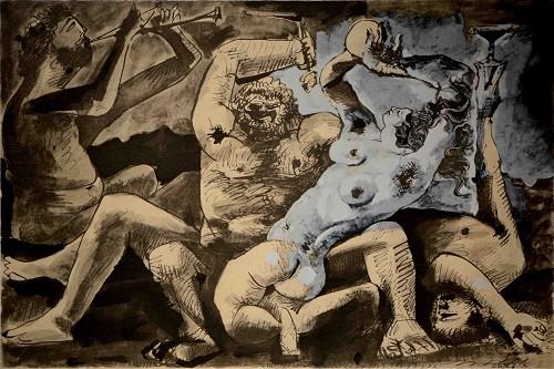 Galería Pancho Fierro exhibirá colección de grabados de Pablo Picasso