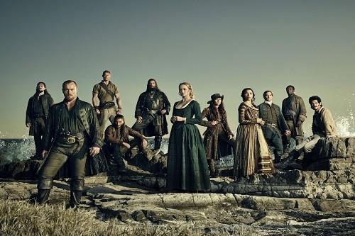 FOX Premium estrena la cuarta y última temporada de 'Black Sails'