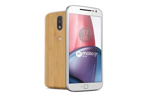 Moto G4 Plus Bamboo llega a Perú