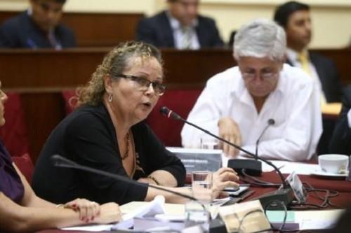 Piden presencia de Zavala en comisión 'Lava Jato'