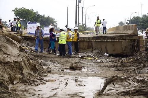 Industrias deben tener activos sus planes de prevención frente a lluvias