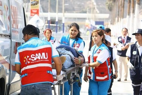 Continuidad del servicio del SAMU está garantizada
