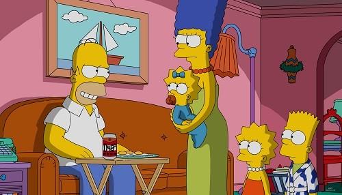 FOX celebra la nueva temporada de 'Los Simpson'