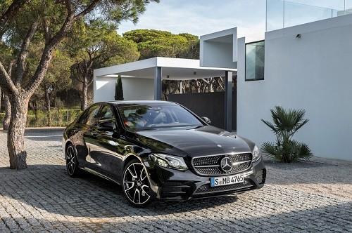 Mercedes-Benz Clase E - El balance perfecto entre belleza e inteligencia