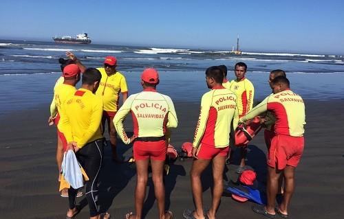 Verano 2017: Febrero fue el mes con más personas rescatadas en playas de lima