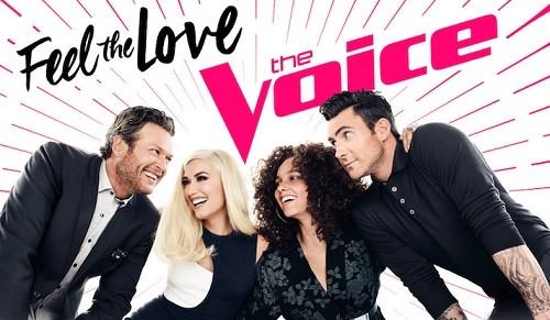 Gwen Stefani vuelve a Canal Sony The Voice SN. 12