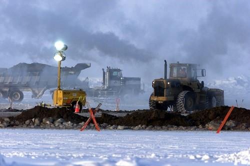 Repsol incumpliría la moratoria de Obama si extrajera crudo del Ártico