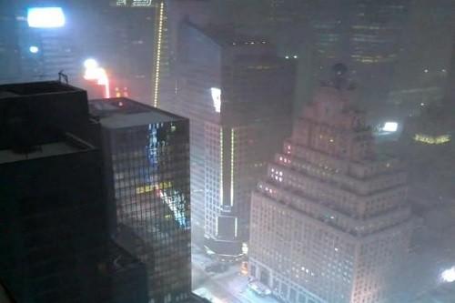 Nueva York: Estado de emergencia y vuelos cancelados debido a la tormenta Stella