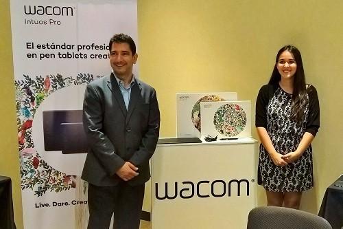 Wacom presenta sus nuevos productos disponibles en Perú para los profesionales creativos