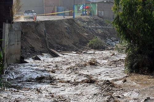Municipalidad de Ventanilla pide tomar medidas de precaución ante posibles lluvias, vientos y oleajes anómalos