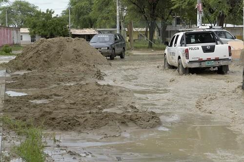 Una carretera cerrada, 14 bloqueadas y 13 restringidas a consecuencia de desborde de ríos