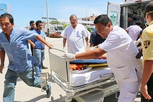 Dos brigadistas de salud de la región Cajamarca murieron en accidente de carretera