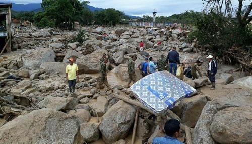 Colombia: A 254 asciende cifra de víctimas fatales en Mocoa