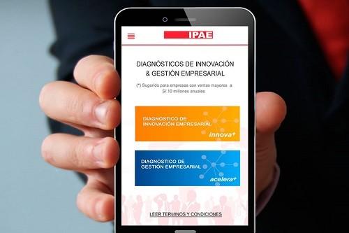 """IPAE lanzó aplicación móvil """"Dige"""" para realizar diagnósticos empresariales gratuitos"""