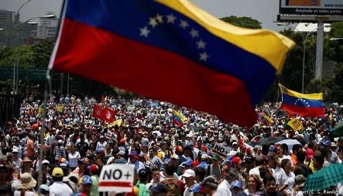 Venezuela se prepara para la 'madre de todas las protestas'