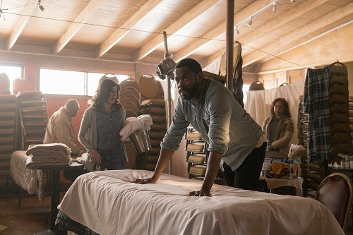 AMC renueva 'Fear The Walking Dead' para una cuarta temporada