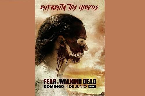 'Enfrenta tus miedos' AMC presenta la gráfica oficial del regreso de 'Fear the Walking Dead'