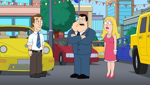 """Llegan los episodios estreno de """"Padre de Familia"""" y """"American Dad!"""""""