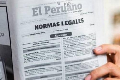 Prorrogan por 90 días más la Emergencia Sanitaria en Ica, Áncash, Cajamarca y La Libertad