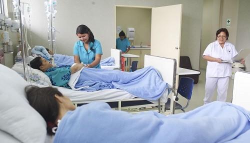 Hospital Carrión del Callao está preparado para atender casos de dengue