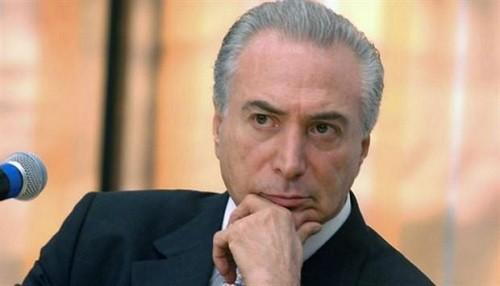 Brasil: Michel Temer aprobó el soborno de Eduardo Cunha