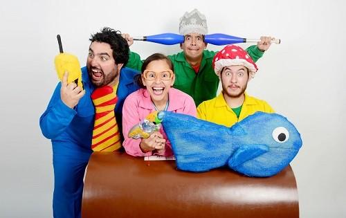 El Baúl Mágico: Show de Impro para niños dirigido por Miki Vargas