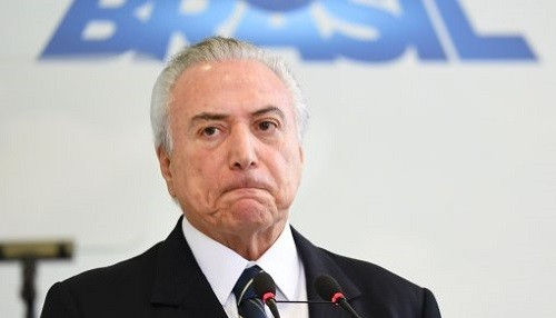 Brasil: Michel Temer dijo que no renunciara tras escándalo por soborno