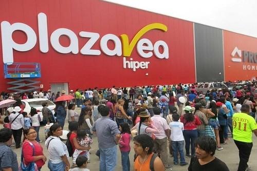 InRetail presenta nueva marca comercial Plaza Center