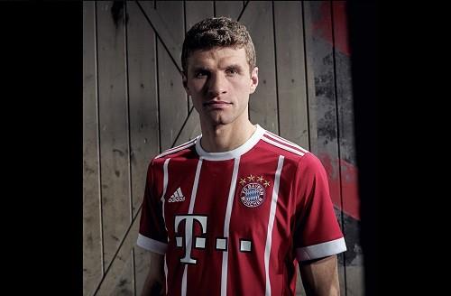 adidas Football revela el diseño  del uniforme del FC Bayern