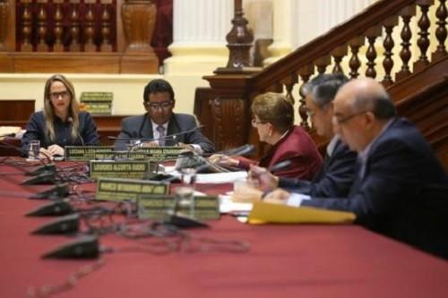 Humala fue al Congreso y no compareció ante comisión
