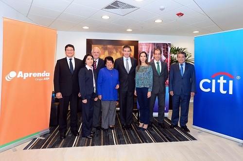 Citibank y aprenda premiarán a las mejores microempresas del Perú