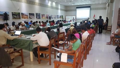 Se concluyó etapa de diálogo de consulta previa para categorización de Zona Reservada Yaguas