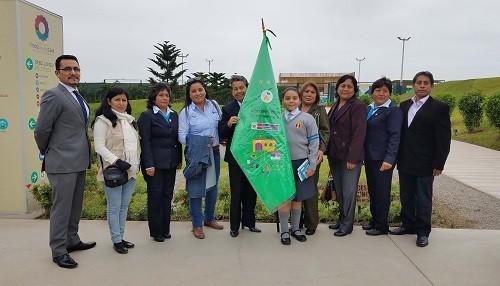 Más escuelas de Pisco se involucran en cuidado del medio ambiente gracias a programa de Pluspetrol