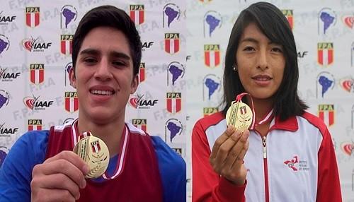 Siete atletas representarán al Perú en el Mundial de Atletismo U18 de Kenia
