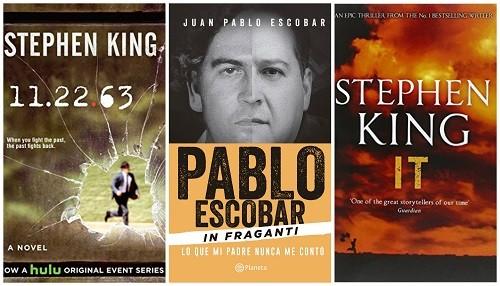 Recomendamos 7 libros para los amantes de la novela policíaca, el crimen y el suspenso