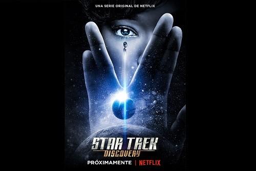 Star Trek: Discovery se estrena el lunes 25 de septiembre en Netflix