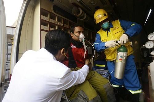 MML brindará atención médica gratuita a bomberos que intervinieron en incendio de galería Nicolini