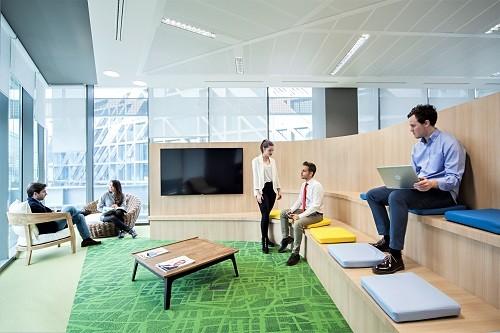 Espacios digitales: el nuevo concepto de diseño y arquitectura para oficinas