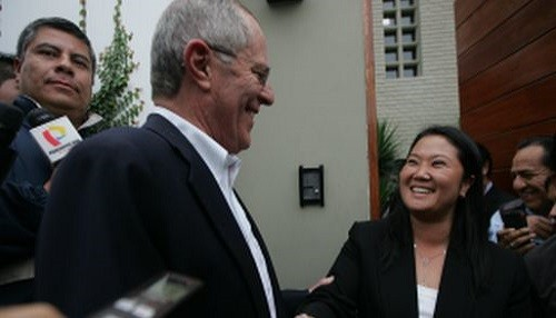 PPK acepta dialogar con Keiko Fujimori