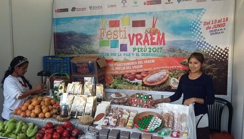 Agricultores del VRAEM buscan posicionar café y cacao por su calidad y valor agregado