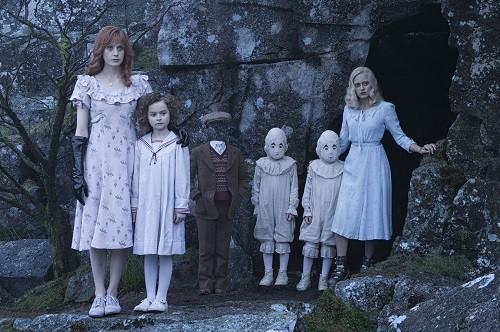 Del aclamado Tim Burton, Llega FOX Premium App & TV 'Miss Peregrine's Home for Peculiar Children'