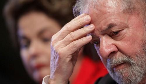El ex presidente de Brasil Lula da Silva fue condenado a 9 años por corrupción