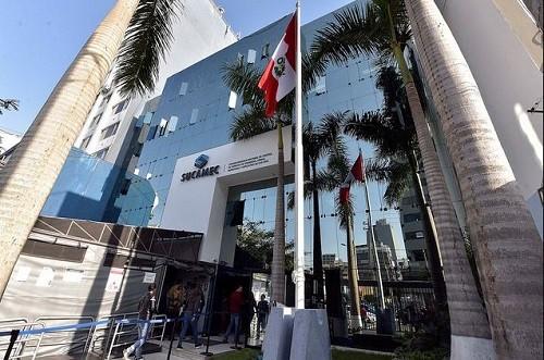 Incautan 287 armas de fuego a una empresa de seguridad privada en Lima