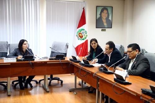 Comisión de caso Madre Mía pide carpeta fiscal y judicial