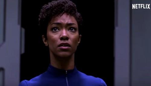 El trailer oficial de 'Star Trek: Discovery' se reveló en Comic-Con