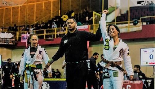 Deborah Gautier logra una hazaña en Brasil