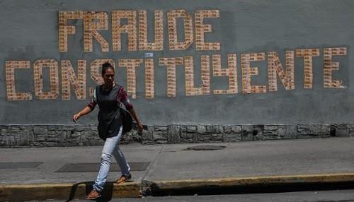 Venezuela: Maduro anunció una gran victoria en el voto por la Asamblea Constituyente